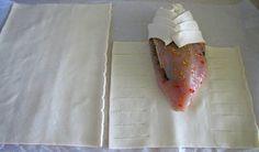 IMPRESJA smaku...: Piersi kurczaka faszerowane szpinakiem pieczone w cieście francuskim Rind, Yummy Eats, Food For Thought, Food Porn, Food And Drink, Veggies, Healthy Eating, Ice Cream, Treats