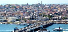 İstanbul'da gezilecek yerler Listesi Eminönü