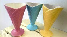 En estos conos apetece disfrutar de un helado a cualquier hora :)