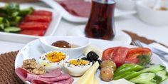 Edirnede Köy Kahvaltısı