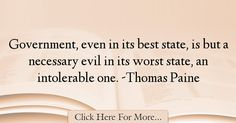 Thomas Paine Quotes About Best - 6181
