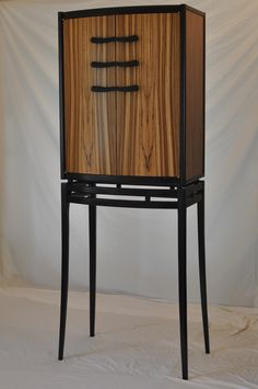 Handmade Asian Cabinet by Brian Havens - Custom Furniture | CustomMade.com