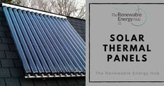 Renewable Energy, Solar Energy, Solar Power, Solar Thermal Panels, Solar Panels, Electricity Bill, Save Energy, This Is Us, Survival