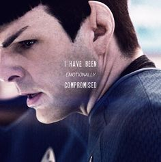 :) Spock
