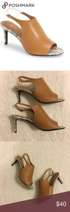 351f872c9c Women's size Heel height is Minor discoloration as pictured in last picture Calvin  Klein Shoes Heels