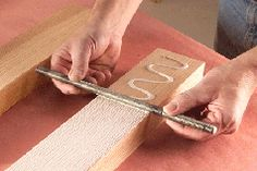 Spreading the Perfect Film Of Glue | Article | Woodworking