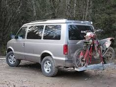 Image result for chevrolet astro van for camping