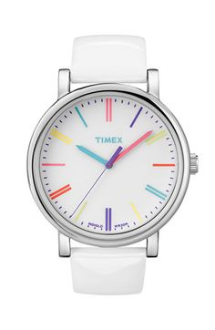 5cd50df3945 Timex®  Easy Reader  Multi Color Marker Watch available at  Nordstrom Easy  Reader