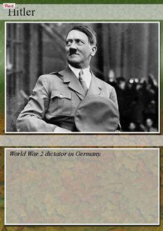 World History Teachers Blog: Make Trading Cards Online