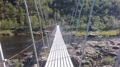 Hike to Kultala gold mining village of River Ivalojoki   Finland with small steps M.