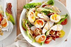 We've reinvented the classics to add pizzazz to your salads.