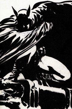 The Batman by David Mazzucchelli