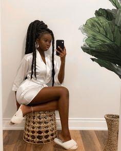Beautiful Dark Skinned Women, Beautiful Black Girl, Pretty Black, Black Girl Magic, Black Girls, Black Girl Swag, Joop Living, Black Girl Aesthetic, Brown Skin Girls