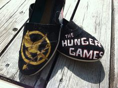 The Hunger Games Mocking Jay Shoes
