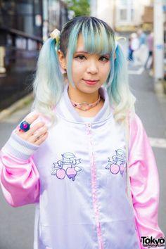 RT @TokyoFashion: Pastel-Haired Harajuku Girls in Colorful Fashion w/ Listen Flavor, Liz Lisa, Yosuke & 6%DokiDoki http://flip.it/DF1U7R