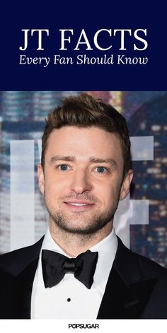 With a look at Justin Timberlake's childhood, his *NSYNC days, and his love life, we're breaking down all the must-know facts every JT fan should know. Check out quotes and tidbits about the longtime heartthrob, including his thoughts on everything from the boy-band years to his experience on Saturday Night Live.