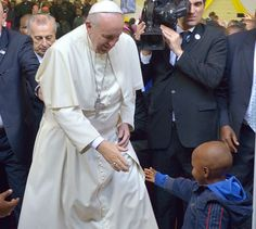 Papież Franciszek w Afryce
