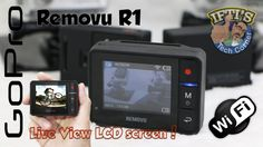 Removu R1 - GoPro Remote & LCD Live View Screen : REVIEW