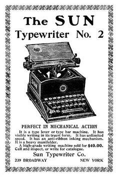 Creative Typewriter, Advert, Sun, Image, and image ideas & inspiration on Designspiration Writing Machine, Vintage Labels, Romance Novels, Typewriter, At Least, Sun, Creative, Image, Search
