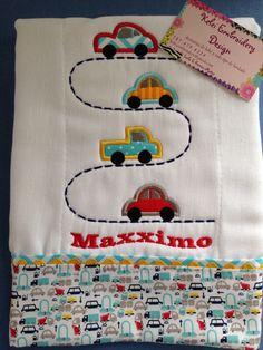 Pañito de bebe>Kelei Embroidery Design<