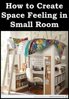 Decorating A Bedroom For Small Apartments Small Bedroom Decor On A Budget, Small Room Bedroom, Bed Room, Small Apartments, Small Spaces, Liverpool, Teen Girl Bedrooms, Closets, Furniture