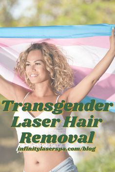 We know that many of you have questions and concerns regarding transitioning and laser hair removal. So, in honor of pride month, we dedicated a blog to explaining why laser hair removal is actually the best option when transitioning! In the long term it is cheaper, not painful, and works on all body types and skin colors. We also talk about what you can do if you're undergoing hormone replacement therapy and how that will affect your treatment.