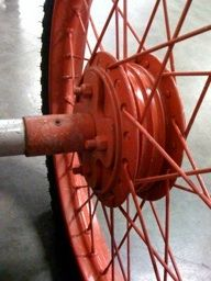 BUILDING A CYCLEKART