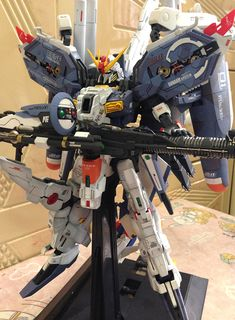 lj7stkok:    gunjap - MG 1/100 Ex-S Gundam: Amazing Work by terencedull [HKML]: Photoreview Big or Wallpaper Size Images