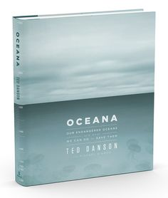 Oceana book cover design