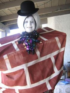 Humpty Dumpty costume (Halloween)