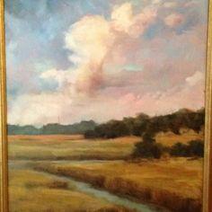 Blanche W Quinn oil on canvas