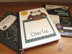Flying Friends Journal Covers FREE