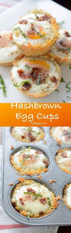 hash brown egg cups | NoBiggie.net