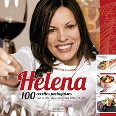 La cuisine d'Helena Loureiro est faite d'amour et de passion. Dans ce livre, elle nous invite à explorer avec elle la richesse culinaire de son pays natal, le Portugal. Alliant tradition et créativité, elle signe une cuisine authentique où se marient la fraîcheur du potager, les effluves de la mer, la sensualité des viandes grillées et l'audace de ses desserts exquis. Elle privilégie une cuisine qui se satisfait de peu d'ingrédients et qui sait mettre en valeur l
