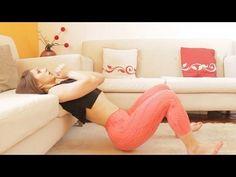 Como Treinar Gluteos e Pernas em Casa - YouTube