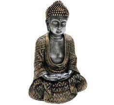 Estátua Buda Hindu - 23cm
