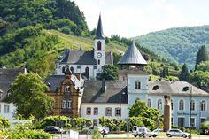 Город Traben-Trarbach
