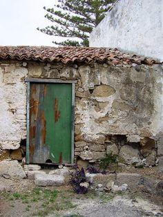 Casa en ruinas en Arico el Nuevo, Tenerife, Islas Canarias