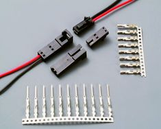 mm Pitch Wire to Wire Connectors Plastic Injection Molding, Crimping, Consumer Electronics, Wire, Cable