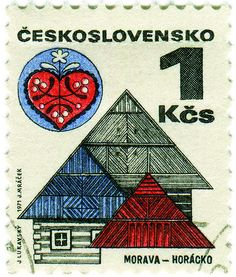 cesky stamp