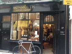 Monmouth Coffee Company in Holborn and Covent Garden, Greater London