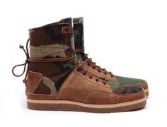 Y.O.U ss13 # Camo Boot