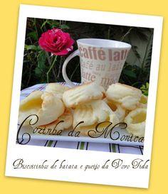 COZINHA DA MONICA: Biscoitinhos de batata e queijo da Vovó Tida!!! Vencedora em um dos desafios Alquimia de Ingredientes do Blog Eumulheratual