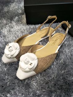 Chanel Dress, Chanel Shoes, Chanel Flower, Chanel Bags, Coco Chanel, Chanel Fashion, Fashion Shoes, Chanel Style, Shoe Boots