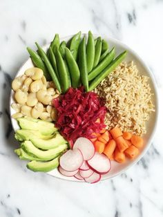 Stuck in a dinner rut or looking for inspiration for next week's menu planning? I've got you covered with 30 plant-based power bowl recipes that are nutrient-rich to fuel you...
