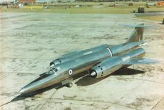 "Bristol 188 was an experimental, high speed English jet. It's shape and speed led to the name ""Flaming Pencil"" Military Jets, Military Aircraft, Fighter Aircraft, Fighter Jets, Drones, Experimental Aircraft, Aircraft Photos, Aircraft Design, Jet Plane"
