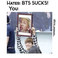BTS, Rap mon and V| HAHAH oh god, this photo is perfection.