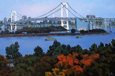 Pham Luan - Rainbow Bridge, Tokyo