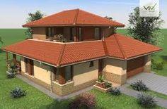 "Képtalálat a következőre: ""modern házak"" Modern House Design, House Floor Plans, Bungalow, Gazebo, Shed, Cottage, Outdoor Structures, House Styles, Outdoor Decor"