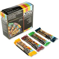 KIND Mini Bars Variety Pack - 12 count